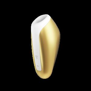Вакуумно-волновой стимулятор клитора Love Breeze Satisfyer, желтый